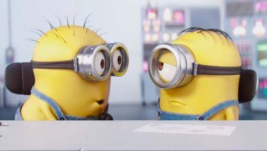 minion competition corto
